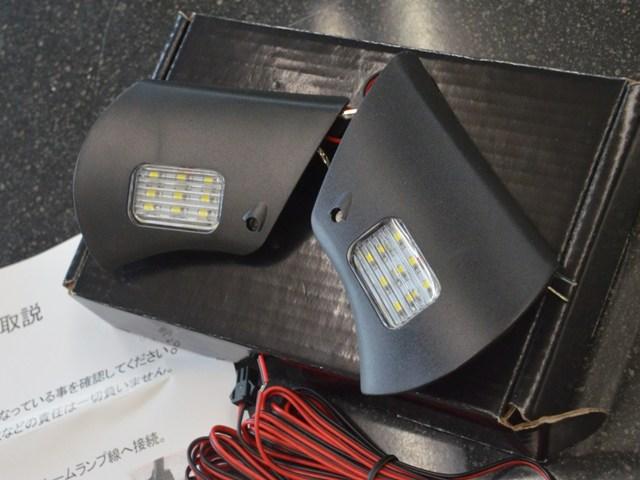 スティーラジャパン LED ウエルカムライト アクア NHP10用