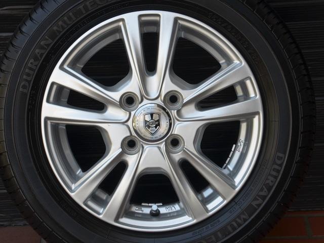 13インチ ウェッズ ジョーカー デュラン ミューテック エコ 2016年製タイヤ付き中古セット